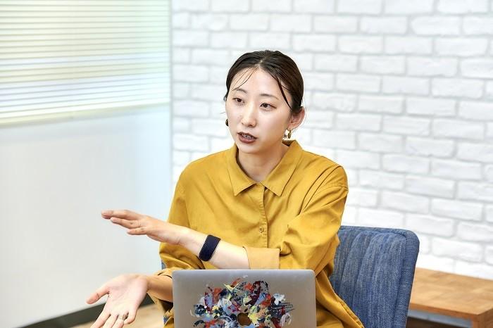 株式会社YOUTRUST 代表取締役 岩崎由夏さん