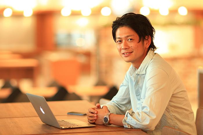 Increments株式会社 代表取締役社長 柴田健介さん